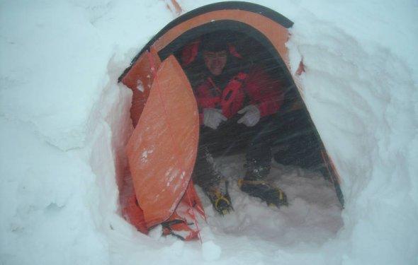 Alexika - Экстремальная палатка MIRAGE 4