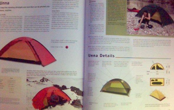 Халявный Каталог палаток для альпинистов, рыбаков, туристов и