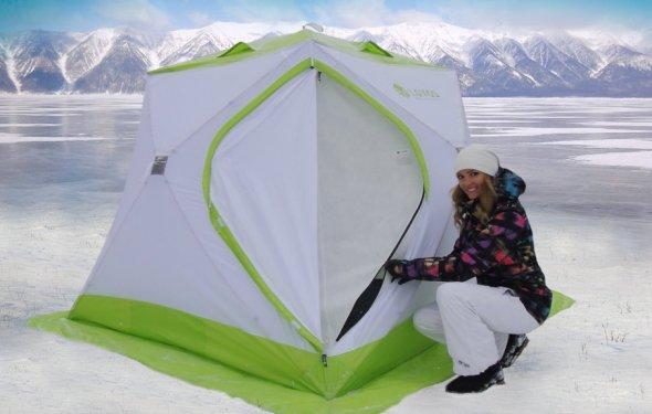Какую палатку куб выбрать для зимней рыбалки — фото и картинки о