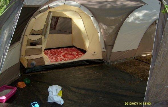 Кемпинговые палатки. 4-х местные палатки. Выбор модели и ценовой
