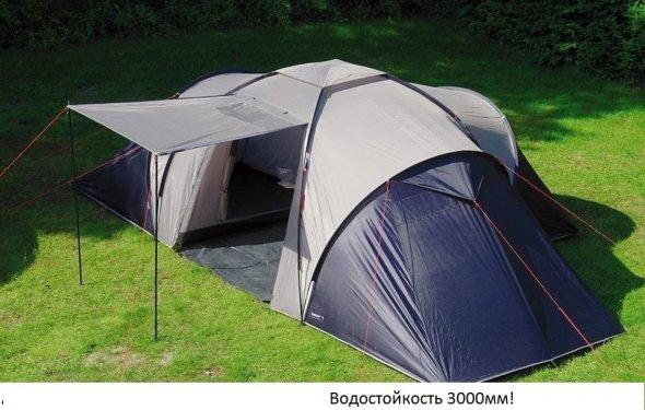 Купить 6-ти местную палатку, цены на палатки туристические