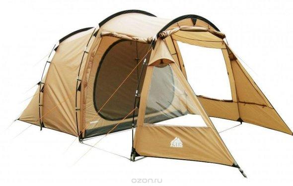 Купить Палатка четырехместная TREK PLANET Michigan 4 , цвет