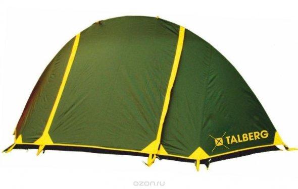 Купить Палатка Talberg BURTON 1 , цвет: зеленый в интернет