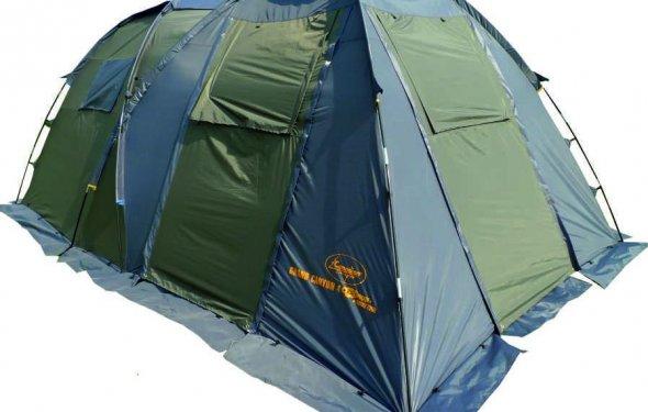 Купить Палатка туристическая Onlitop MALI 3, цвет: серый в