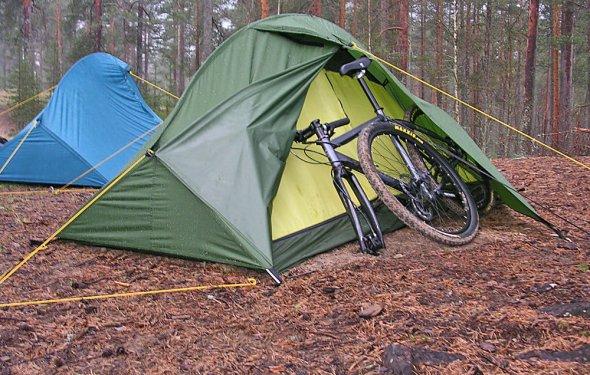 Легкие палатки производства фирмы ПИК-99