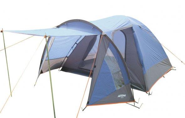 Палатка ATEMI TAIGA 4 в магазине GetSport зa 5500 руб
