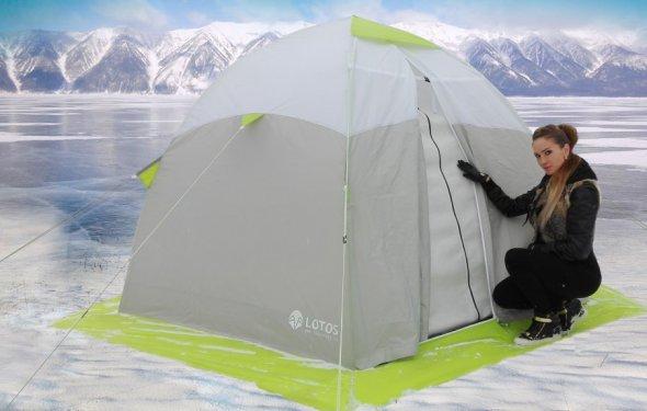 Палатка для зимней рыбалки что лучше — фото и картинки о рыбалке
