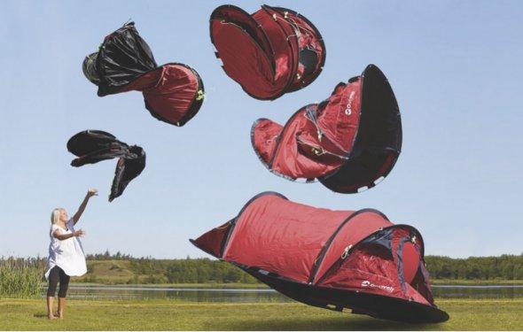 Палатка Fusion 300 Mocca – купить с доставкой по Москве и России