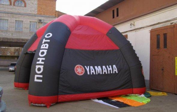 Палатка надувная - купить в Кемерово, цена 69600.00 руб - Р