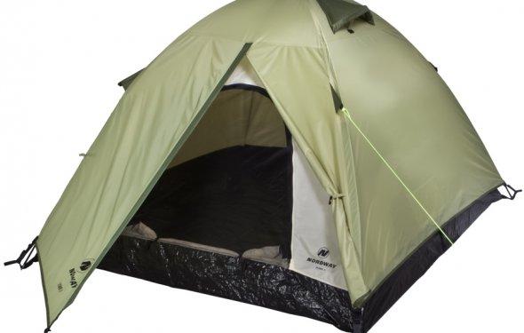 Палатка Nordway Dome 3 купить ▷ цены и отзывы магазинов Украины