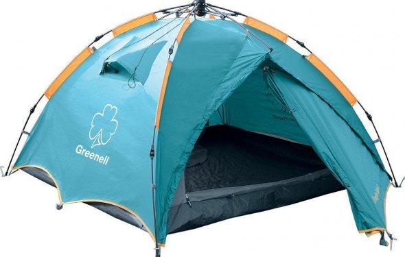 Палатка Nova Tour Дингл Лайт 3 (саморазборная)