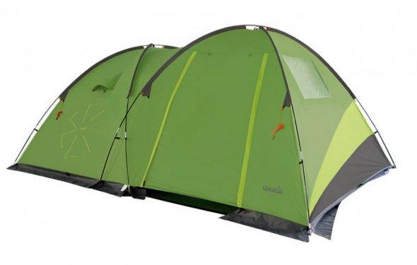 Палатка туристическая Norfin кемпинговая 4-х местная POLLAN 4 NF