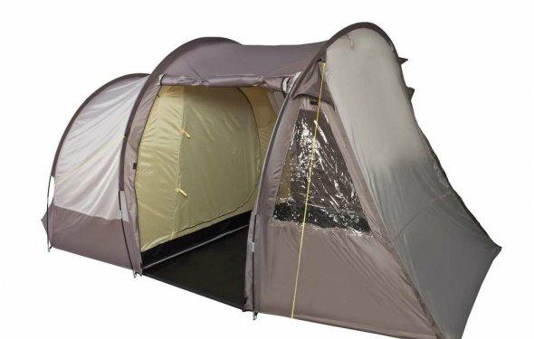 Палатка туристическая Outventure кемпинговая 4-х местная, N2136