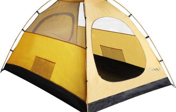Палатка туристическая с тамбуром Greenell Каван 2 « Каталог