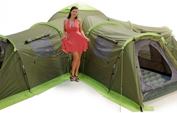 Палатки 5-6 местные High Peak