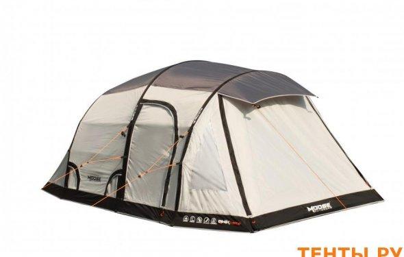 Палатки для отдыха с надувным каркасом 3-х местные артикул 2030