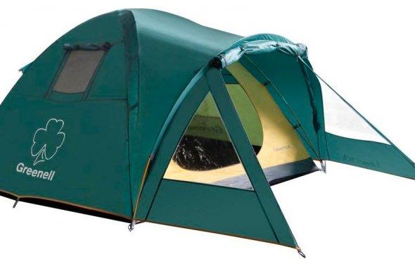 Палатки Greenell - Официальный сайт магазина Старт