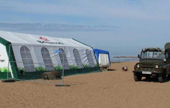 Палатки НПФ ОРТ | Разработка, производство и продажа палаток