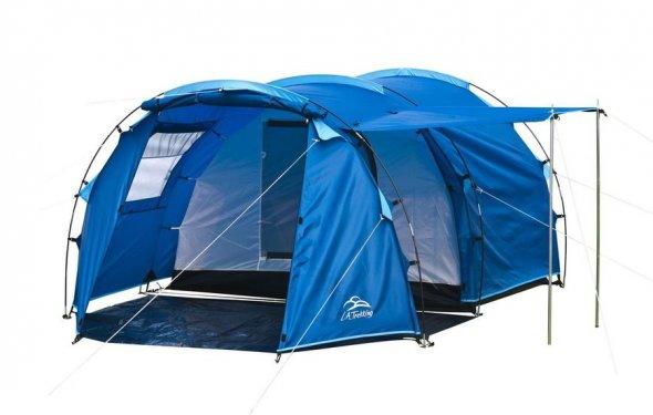 Палатки туристические самораскладывающиеся 3-х местные - купить в