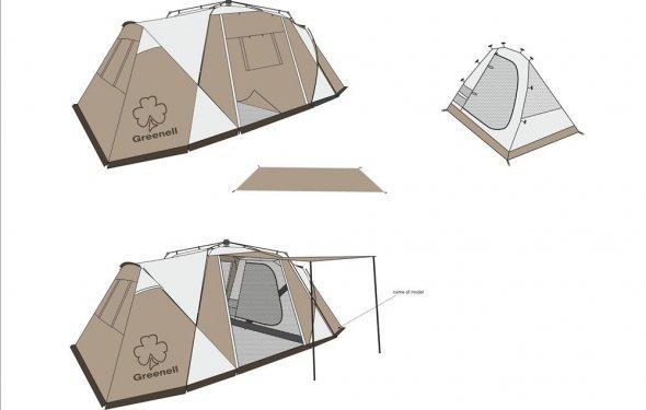 Производство палаток в России по лучшей цене, заказывайте на сайте