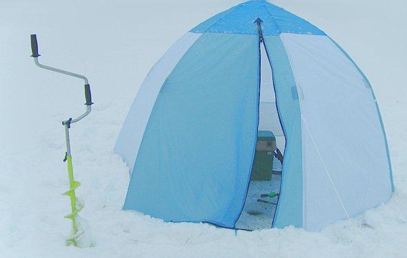 Рыбацкая палатка - Палатки зимние для рыбалки LOTOS, MAVERICK, СТЭК