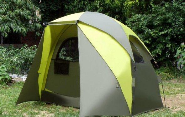 Рыболовная (карповая) палатка Alyaska-2