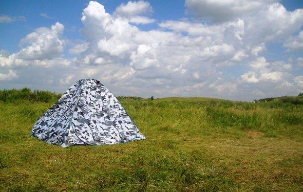 Туристические палатки – условия верного выбора