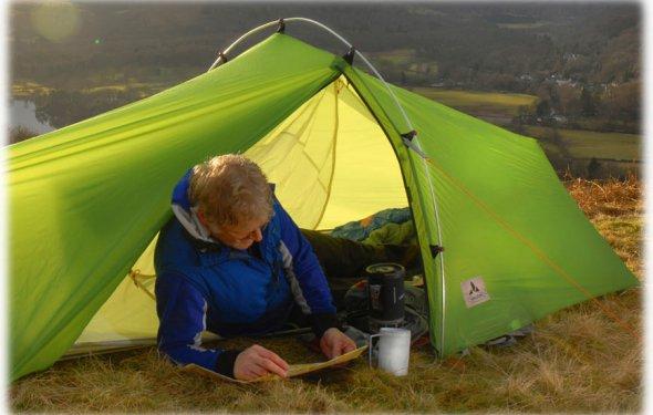 Выбор туристической палатки - Palatking.ru