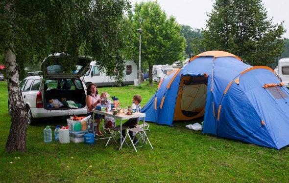 Вопрос про декатлон кемпинговую палатку мгновенной / Отдых и