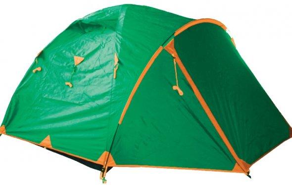 WoodLand TREK 3 - купить палатку, отзывы