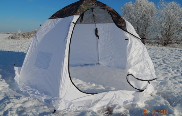 Зимние рыболовные палатки | Галереи.Ykt.Ru