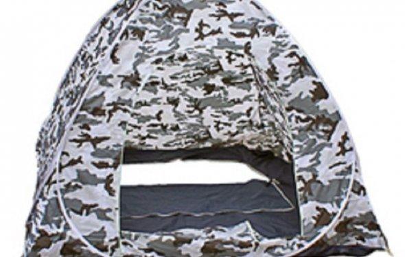 Зимняя палатка Автомат 1.8 м*1.8 м, купить в Москве