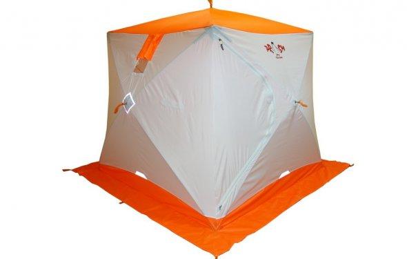 Зимняя палатка Призма // Компания Пингвин™ Шелтерс